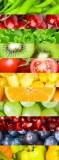 B-040 Фрукты и овощи 100х270 Bon Appetit
