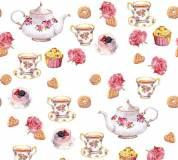 E-078 Чай с пирожными 300х270 Bon Appetit