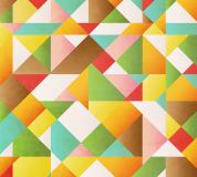C-028 Геометрия 300х270 Абстракция