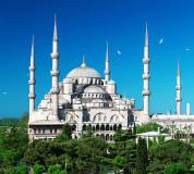 C-172 Стамбул. Голубая мечеть 300х270 Арабский мир
