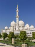 C-196 Мечеть шейха Зайда 200х270 Арабский мир
