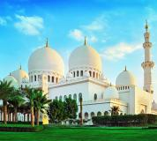 C-170 Мечеть шейха Зайда на рассвете 300х270 Арабский мир