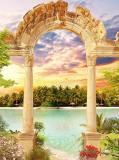 B-002 Античная арка 200х270 Арки - Проходы