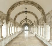 E-012 Белый коридор 300х270 Арки - Проходы