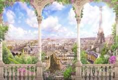 H-002 Париж 400х270 Арки - Проходы
