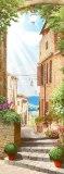 T-142 Лестница с цветами 100х270 Арки-Проходы