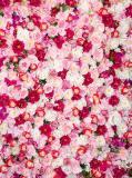 B-093 Россыпь цветов 200х270 Цветы