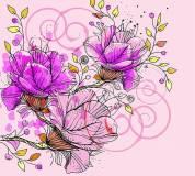 C-039 Цветы 300х270 Цветы