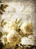 D-082 Розы винтаж 200х270 Цветы