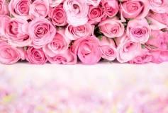 P-022 Букет розовых роз 400х270 Цветы
