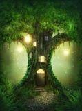 A-022 Сказочное дерево 200х270 Детство