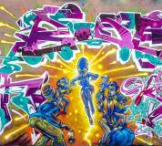 B-023 Граффити дэнс 300х270 Детство