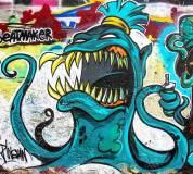 B-025 Граффити осьмног 300х270 Детство