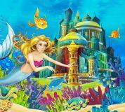 C-069 Подводное царство 300х270 Детство