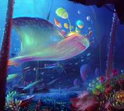 D-067 Волшебный мир глубин 300х270 Детство