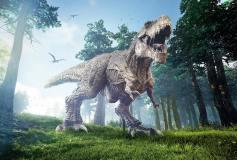 H-049 Тираннозавр 400х270 Детские