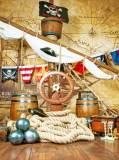 H-051 Пиратское логово 200х270 Детские