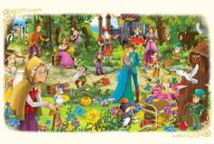 H-070 Волшебные сказки 400х270 Детские