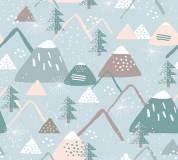 T-232 Снежные горы 300х270 eps Детство