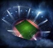 L-099 Футбольный стадион 300х270 Футбол