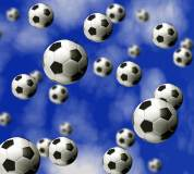 P-011 Футбольные мячи 300х270 Футбол
