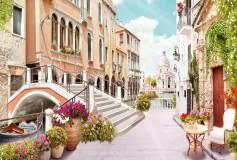 H-005 Уютная Венеция 400х270 Города - Страны