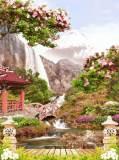 H-006 Японский сад 200х270 Города - Страны