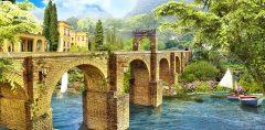 K-024 Старинный мост 300х147 Города-Страны
