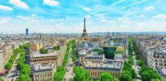 K-026 Панорама Парижа 300х147 Города-Страны
