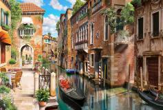 K-029 Уютная Венеция 400х270 Города-Страны