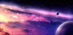 B-080 Далекая галактика 300х147 Космос