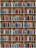 E-056 Книжный шкаф 200х270 Объемные