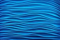 K-016 Синие волны 400х270 Объемные