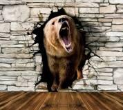 L-093 Медведь 300х270 Объемные