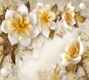 T-008 Керамические цветы 2 300х270 Объемный