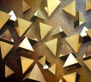 T-113 Золотые пирамиды 300х270 Объемный