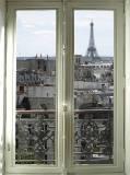 B-062 Окно в Париж 200х270 Окна - Балконы