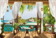 H-020 Райский завтрак 400х270 Окна - Балконы
