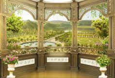 H-021 Вид на парк 400х270 Окна - Балконы