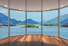 H-026 Вид на море 400х270 Окна - Балконы