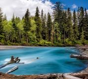 C-022 Лесное озеро 300х270 Пейзажи