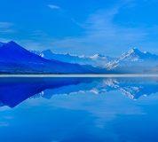 C-116 Озеро в горах 300х270 Пейзажи