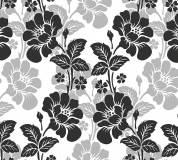 D-033 Цветы графика 300х270 Принты - фоны