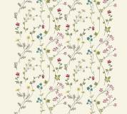 D-034 Цветочный орнамент 300х270 Принты - фоны