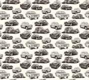 P-122 Ретро-автомобили (сепия) 300х270 Произвольная стыковка по ширине