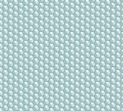 P-173 Орнамент - соты (голубой) 300х270 Произвольная стыковка по ширине
