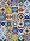 D-009 Плитка Португалия 200х270 Текстуры