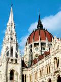 C-241 Парламент в Будапеште 200х270 Замки - Соборы - Церкви