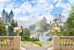 H-007 Волшебные замки 400х270 Замки - Соборы - Церкви