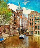 A-037 Амстердам 200х238 Живопись